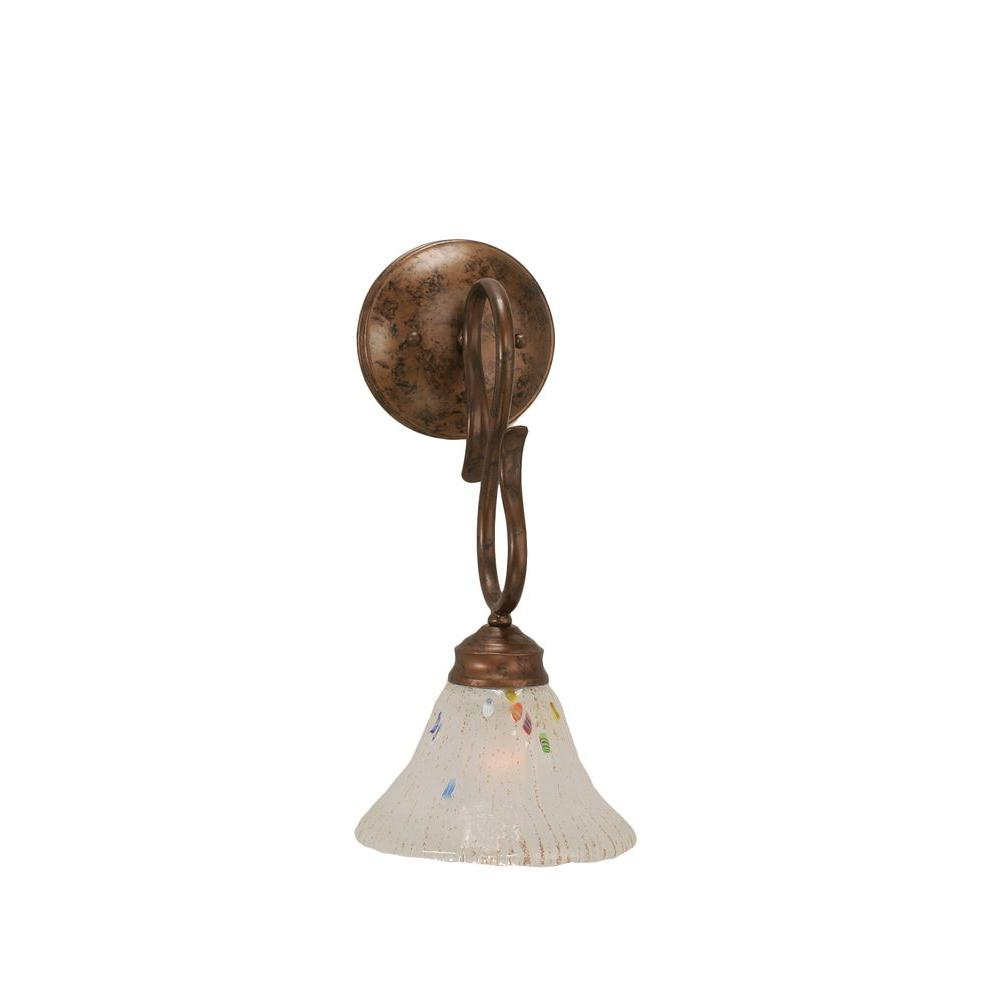 Filament Design Concord 1-Light Bronze Sconce