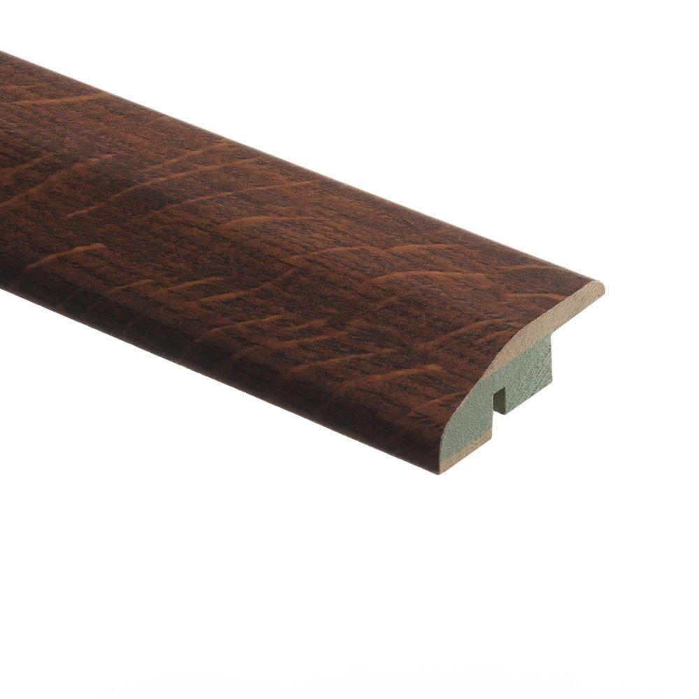 Zamma Cotton Valley Oak/Holland Oak 1/2 in. Thick x 1-3/4 in. Wide x 72 in. Length Laminate Multi-Purpose Reducer Molding