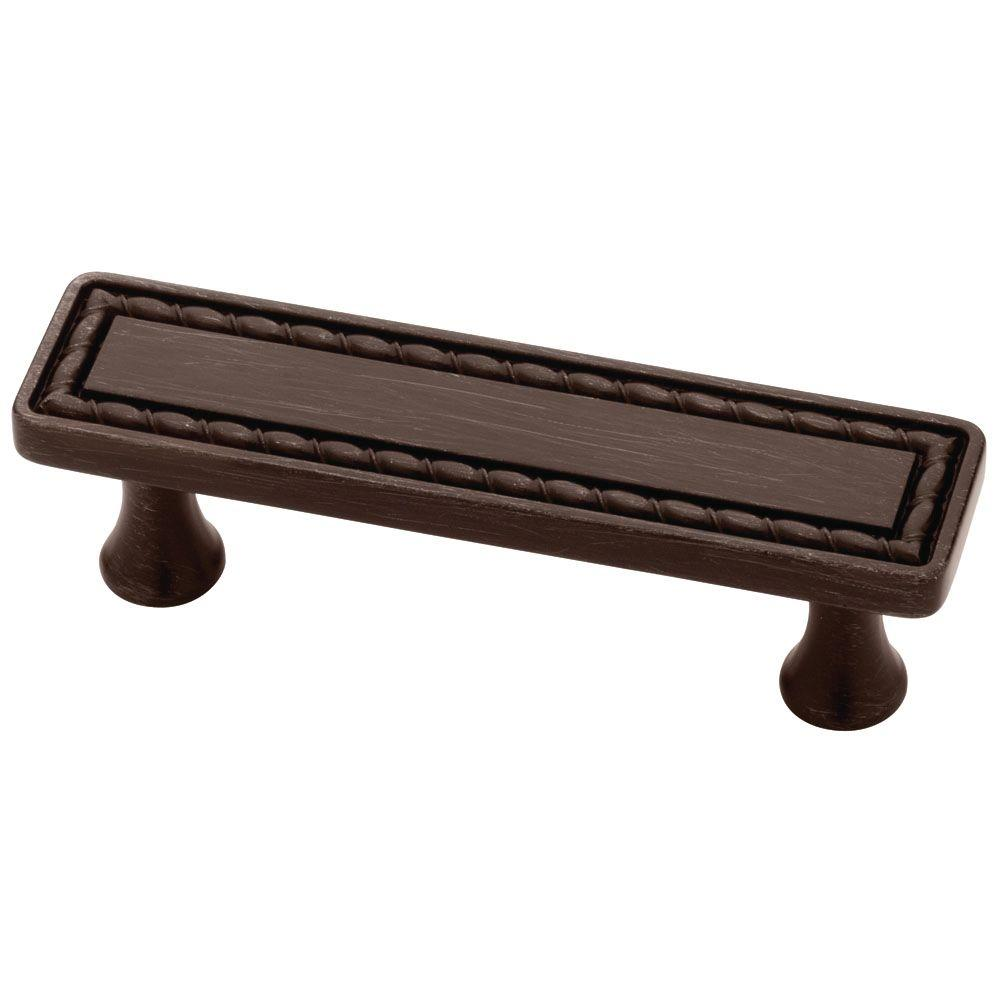 Liberty 3 in. Wide Stitch Cabinet Hardware Pull-DISCONTINUED