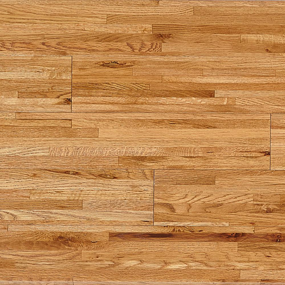 Nuvelle White Oak Natural 5/8 in. Thick x 4-3/4 in. Wide x Varying Length Click Solid Hardwood Flooring (15.5 sq. ft. / case)