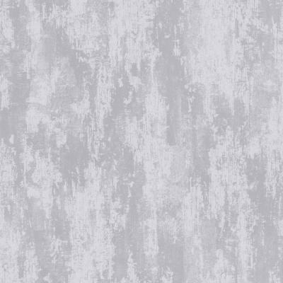 Industrial Texture Silver Removable Wallpaper Sample