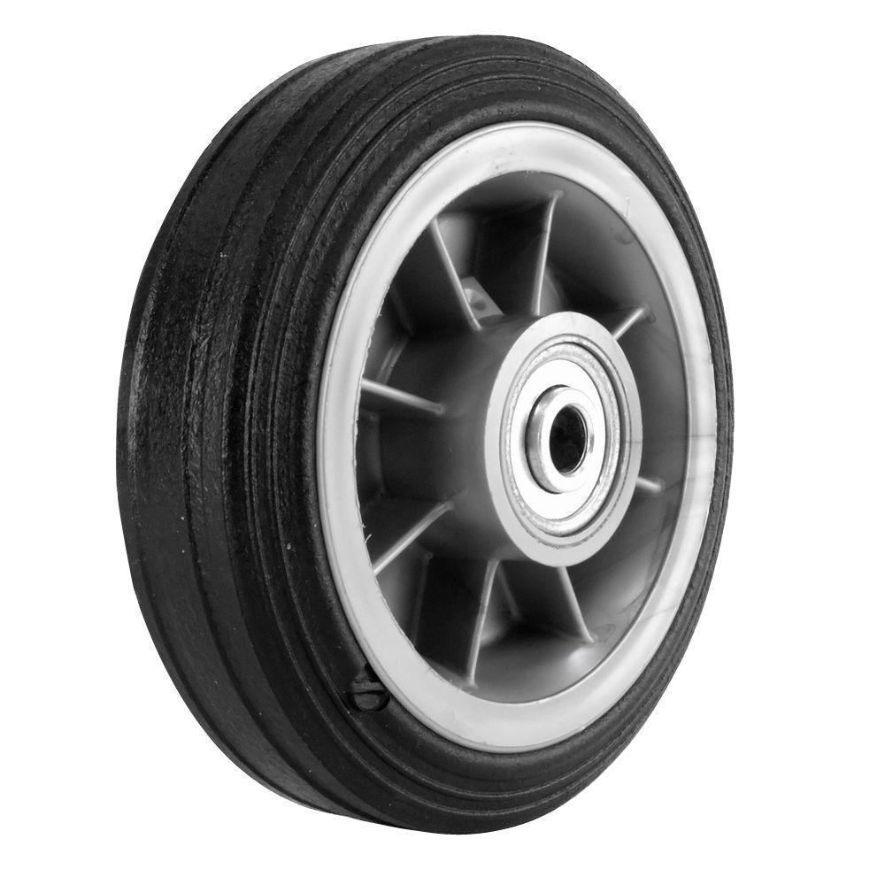 6X2.00 Heavy Duty Poly Wheel