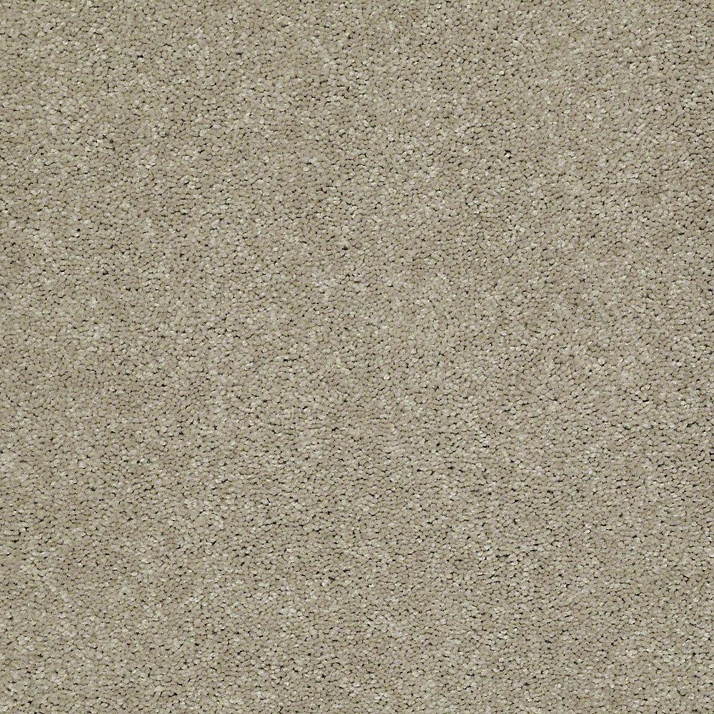 Carpet Sample - Brave Soul I 12 - In Color Garbanzo 8 in. x 8 in.