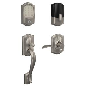 Schlage Camelot Encode Smart Wifi Door Lock