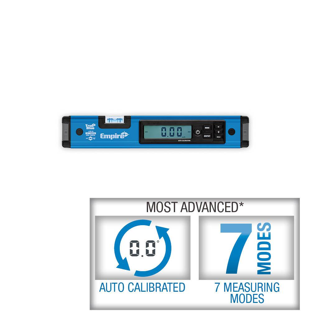 16 in. True Blue Digital Box Level