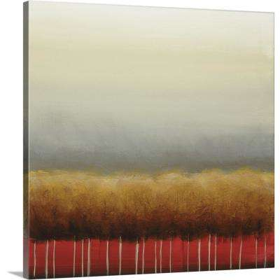 """""""Red Light"""" by Eve Art Canvas Wall Art"""