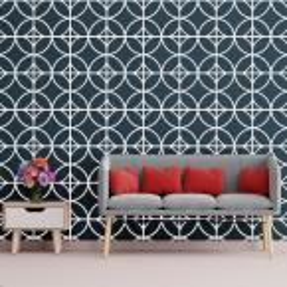 3/8 in. x 15-3/4 in. x 15-3/4 in. Medium Crosby White Architectural Grade PVC Decorative Wall Panels
