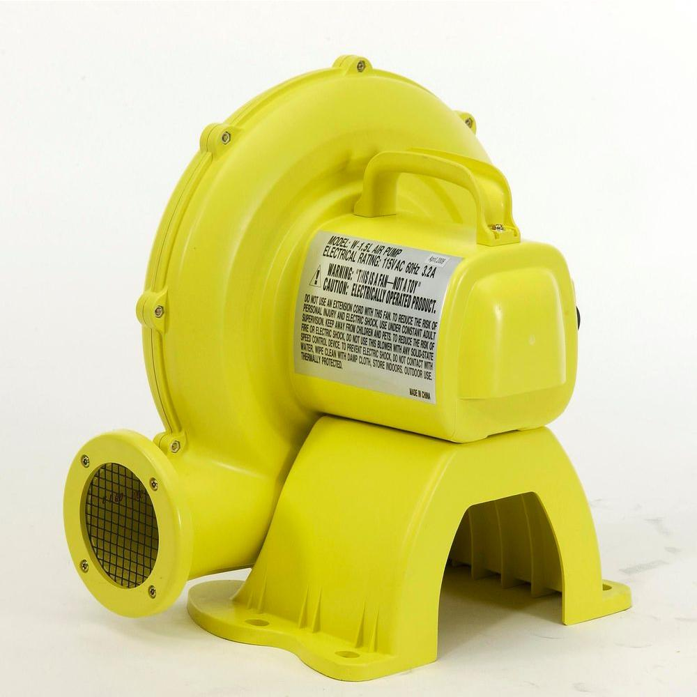 Air Foxx 1/2 HP 500 CFM All Purpose Desktop / Utility Blower