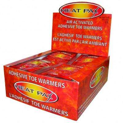 Air Activated Toe Warmers (40-Pairs)