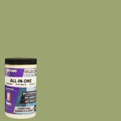 1 qt. Sage Furniture, Cabinets, Countertops and More Multi-Surface All-in-One Interior/Exterior Refinishing Paint