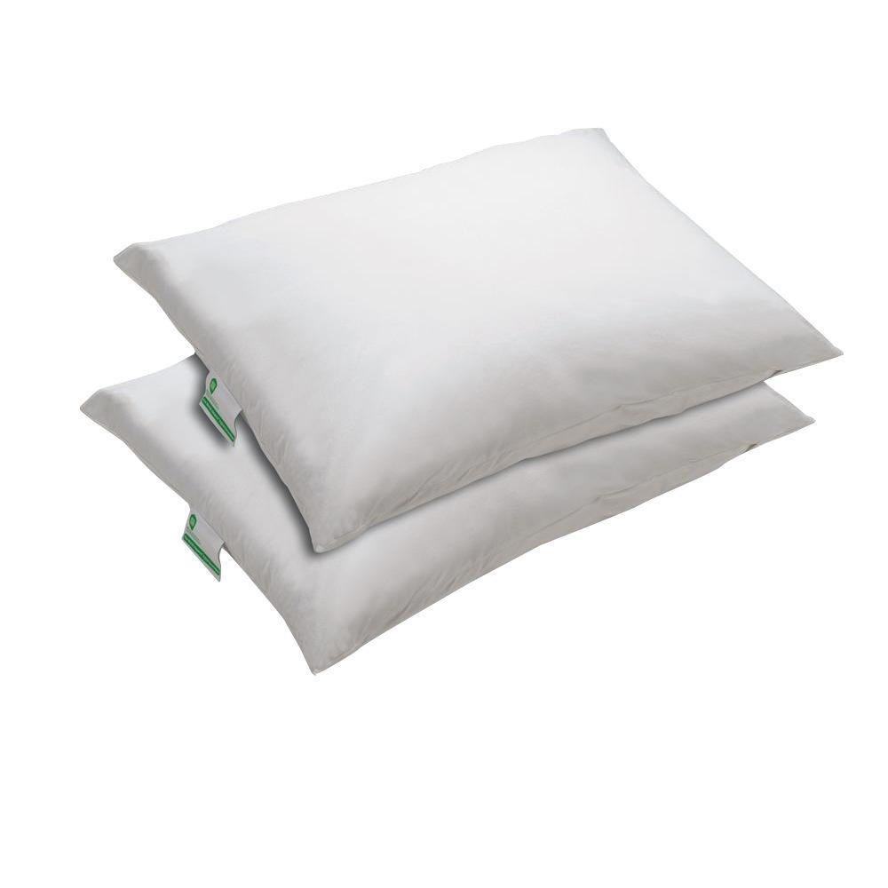 Bed Bug Protection Pillow Encasement King Size Set (2-Piece)
