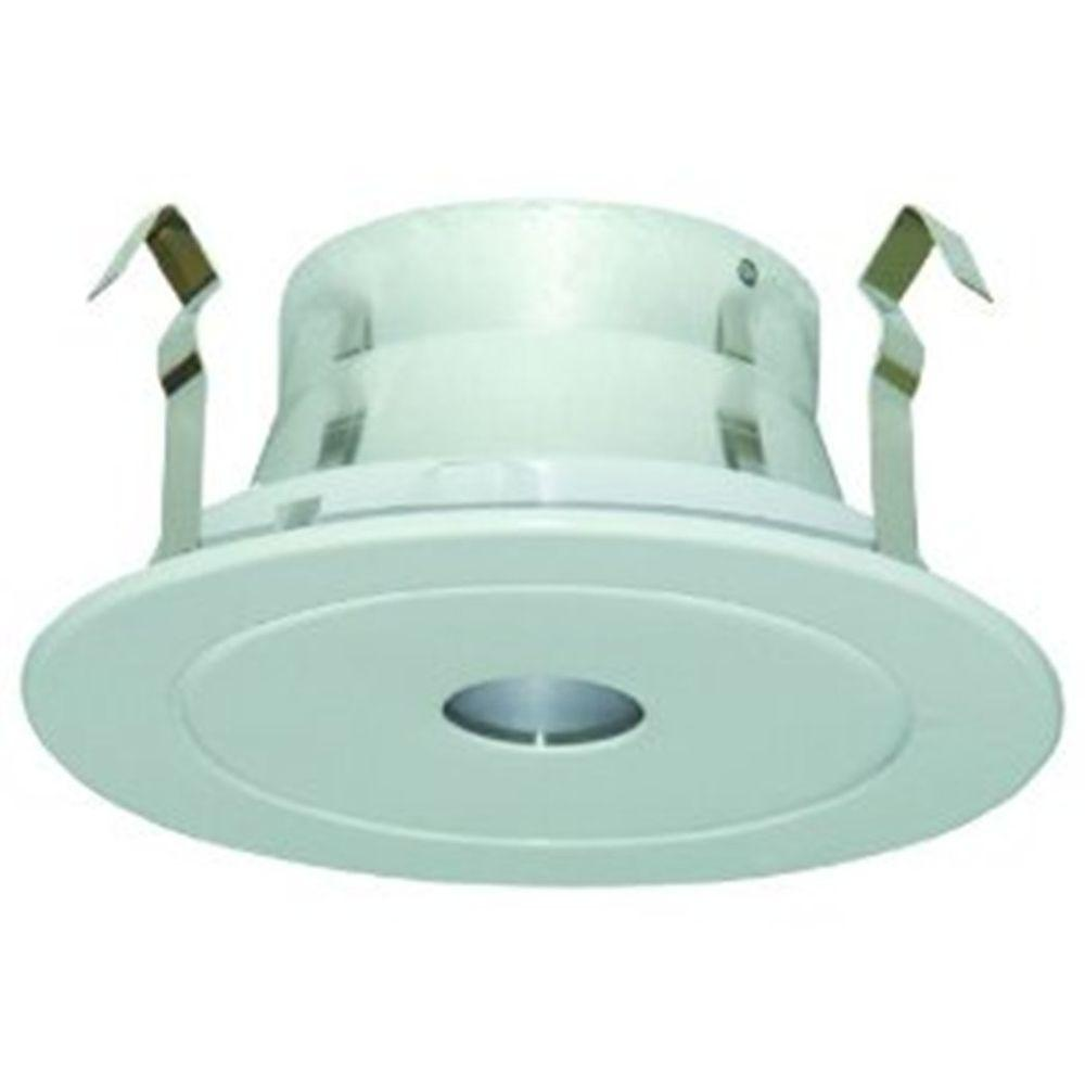 Design house 4 in white recessed lighting pinhole trim with white recessed lighting pinhole trim with aluminum reflector arubaitofo Image collections