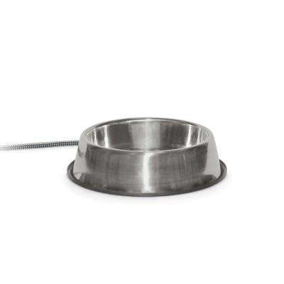 25-Watt Stainless Steel Thermal Bowl - 120 oz.