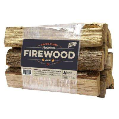 0.65 cu. ft. Premium Packaged Firewood
