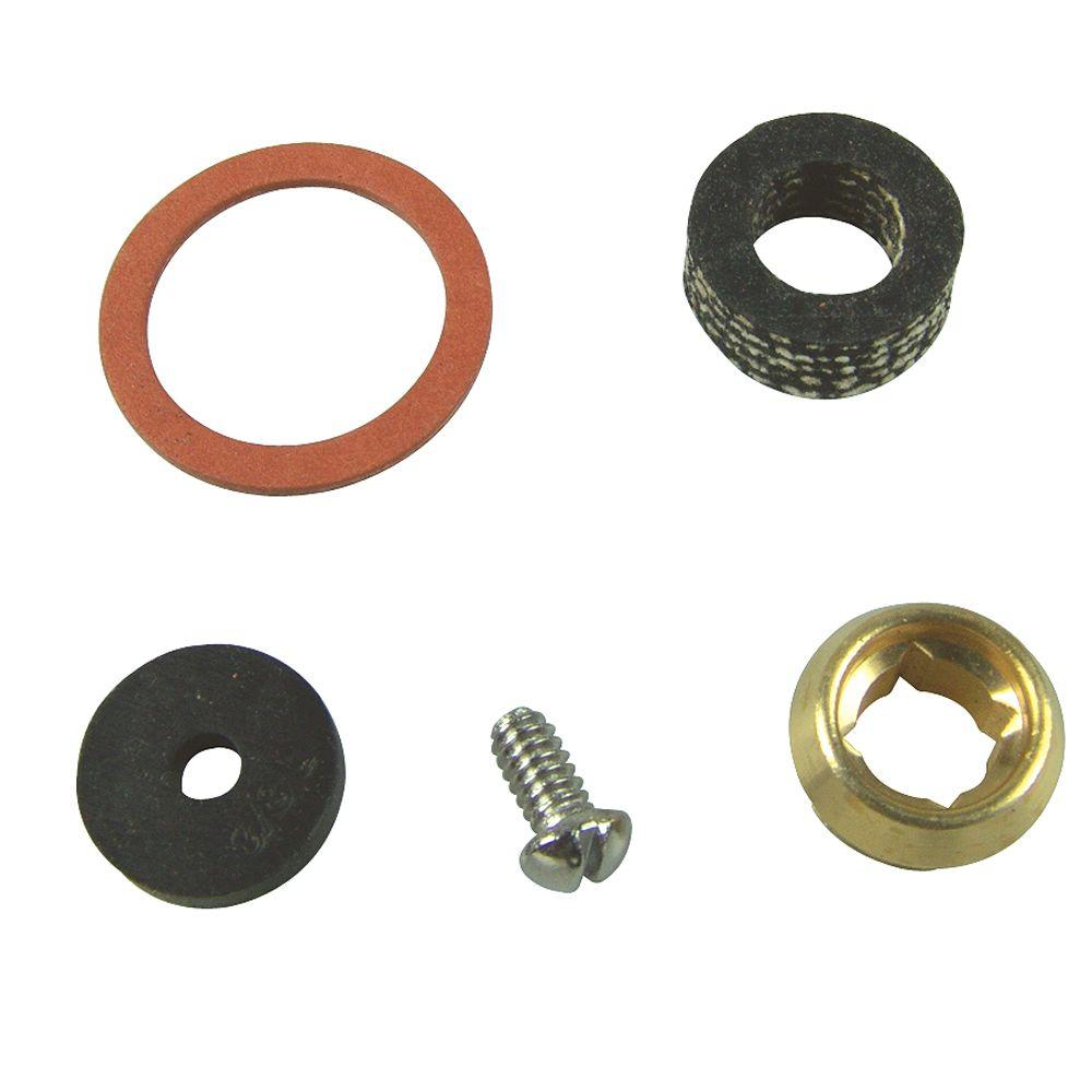 DANCO 5 Piece Stem Repair Kit For Price Pfister Tub/Shower Faucets