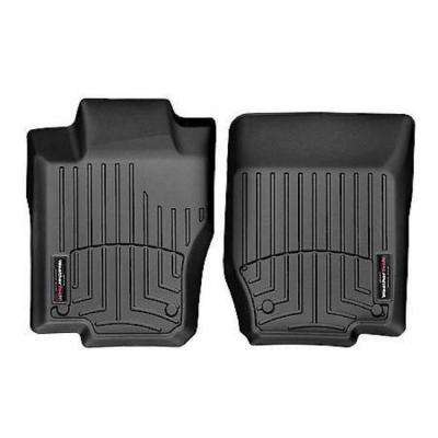 Floor Liner Digital Fit Front Floor Protection in Black