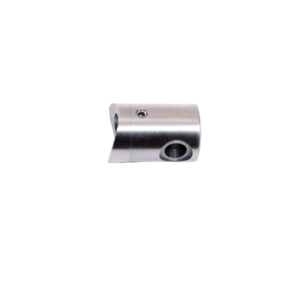 IAM Design 4 mm/5 mm/6 mm Hole 303 Stainless Steel Right