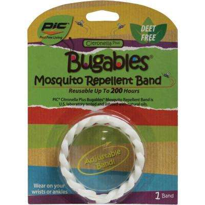 Bugables Wristband (3-Pack)