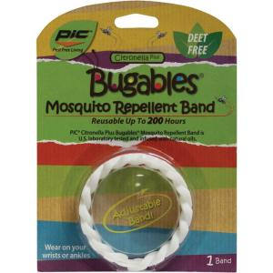 PIC Bugables Wristband (3-Pack) by PIC