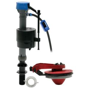 Fluidmaster No Tank Removal PerforMAX Fill Valve and Flapper Repair Kit by Fluidmaster