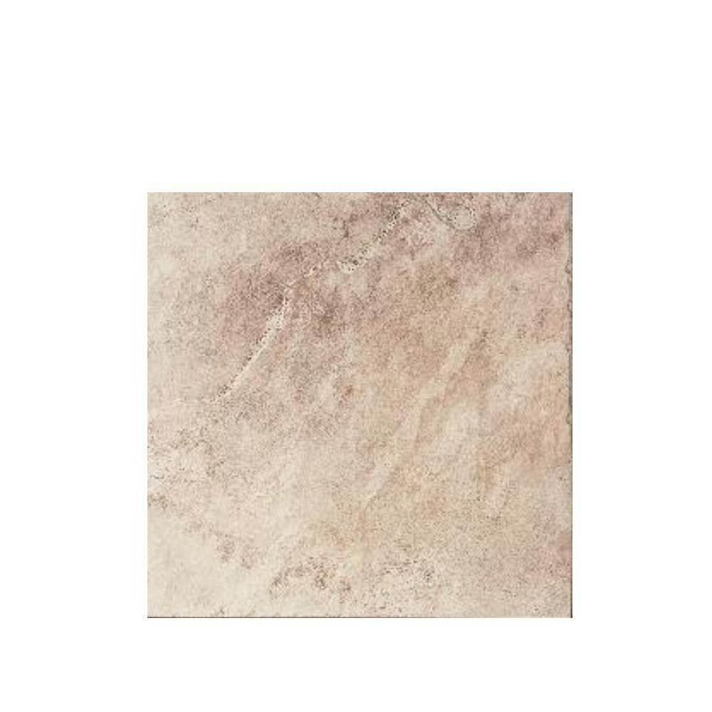 Continental Slate Egyptian Beige 12 in. x 12 in. Porcelain Floor