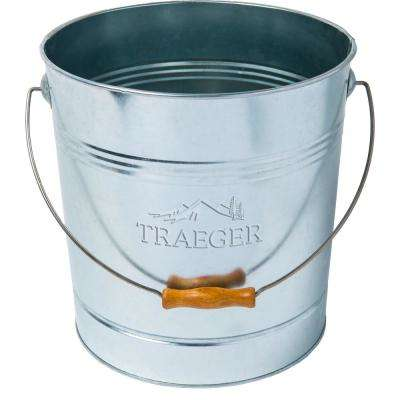 Traeger 20 LB Pellet Metal Storage Bucket