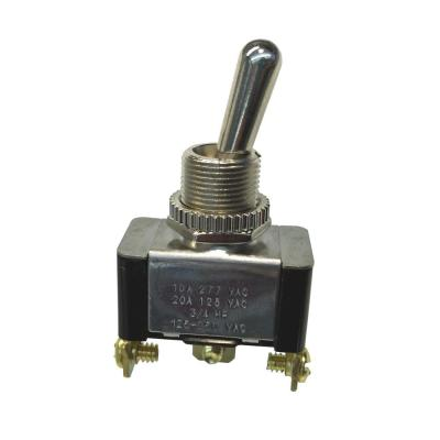 Single-Pole Toggle Switch SPDT (Case of 5)