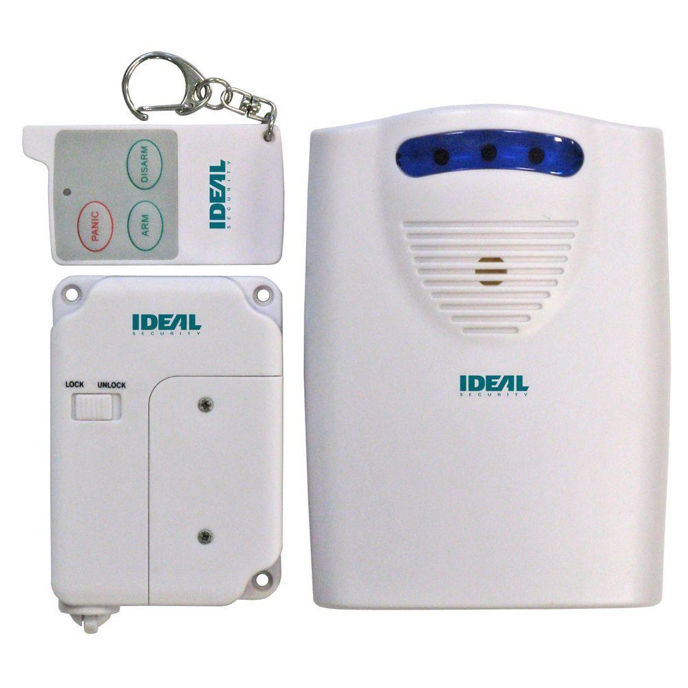 IDEAL Security Wireless Garage Door Sensor with Alert