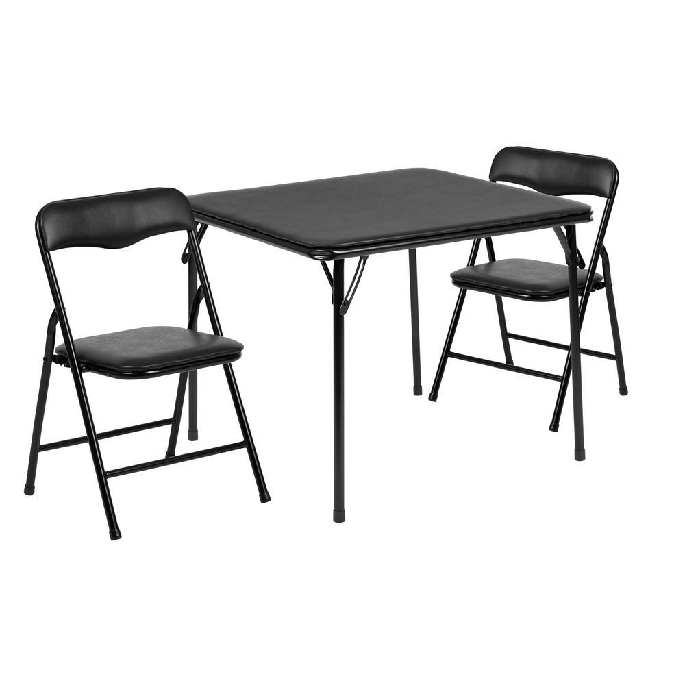 Black Kid's Table