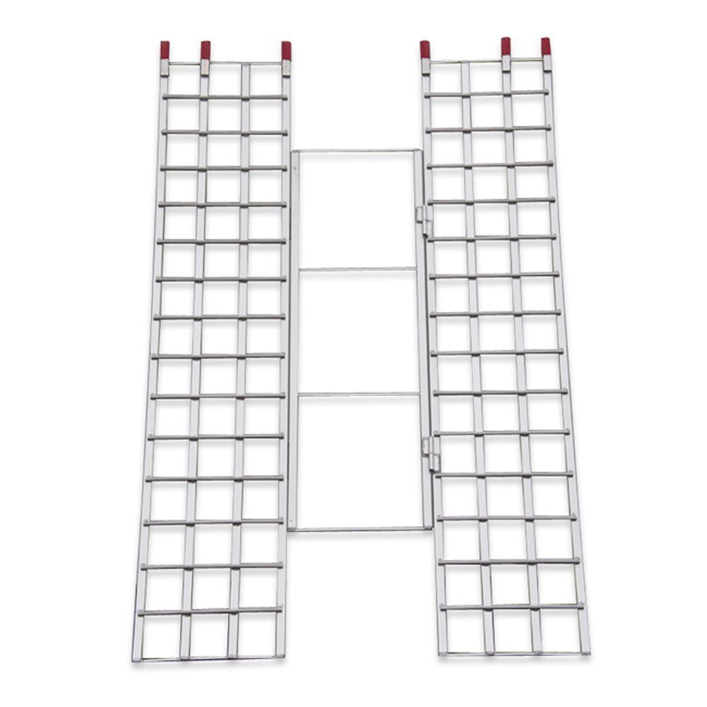 1500 lb. Tri-Fold Loading Ramp