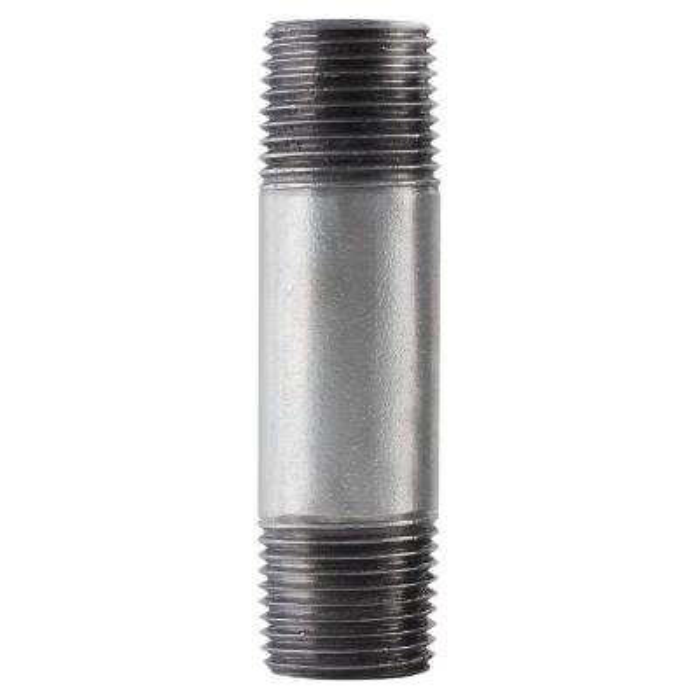 1/2 in. x 10 in. Galvanized Steel Nipple