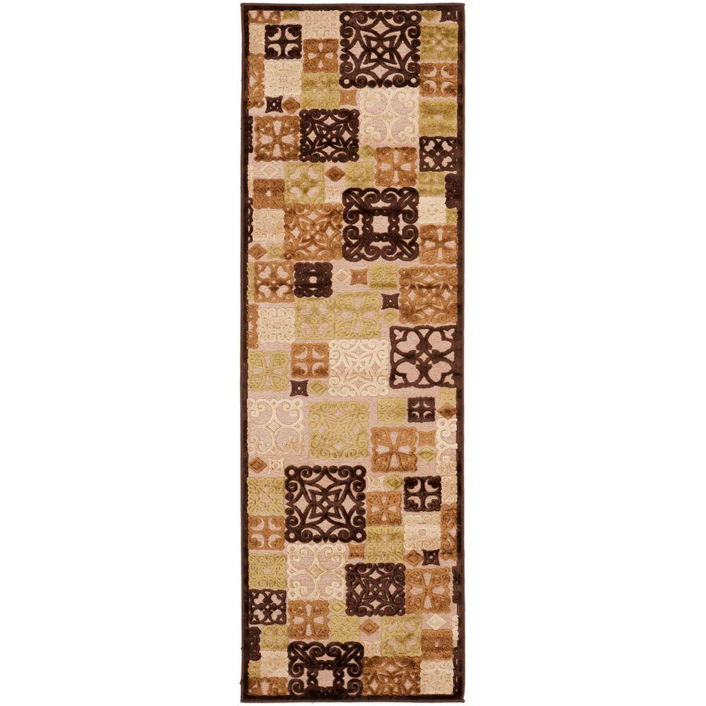 Tyler Natural 2 ft. 6 in. x 7 ft. 10 in.