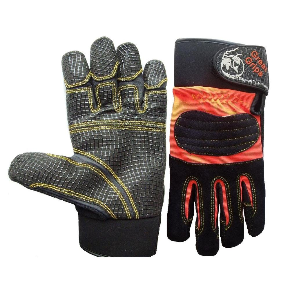 Great Grips Medium Multipurpose Work Glove