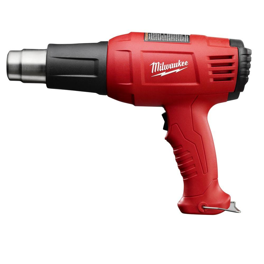 Milwaukee 11.6-Amp 120-Volt Dual Temperature Heat Gun