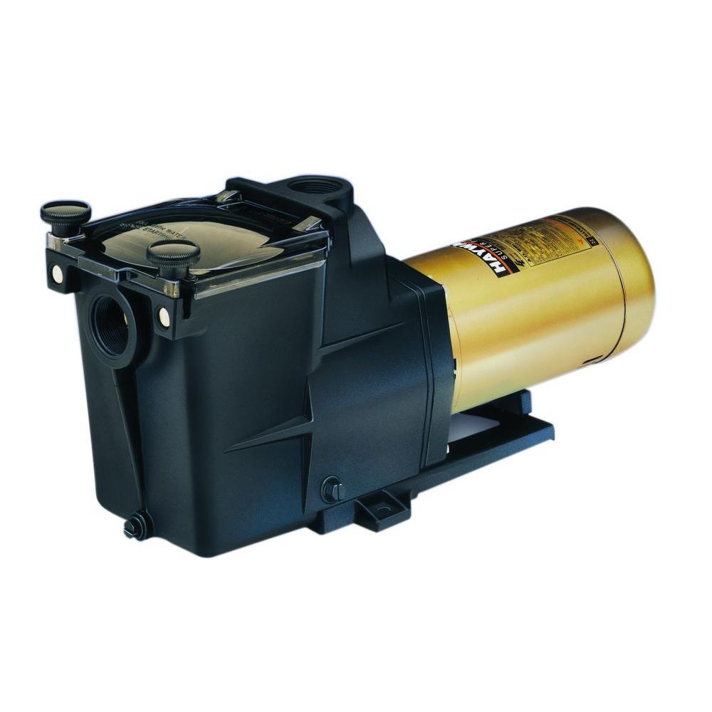Hayward Super Pump 1 HP 2 Speed Pool Pump