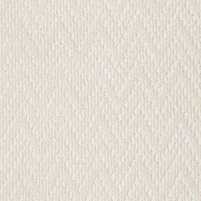 Carpet Sample - Uptown - In Color Cauliflower 8 in. x 8 in.