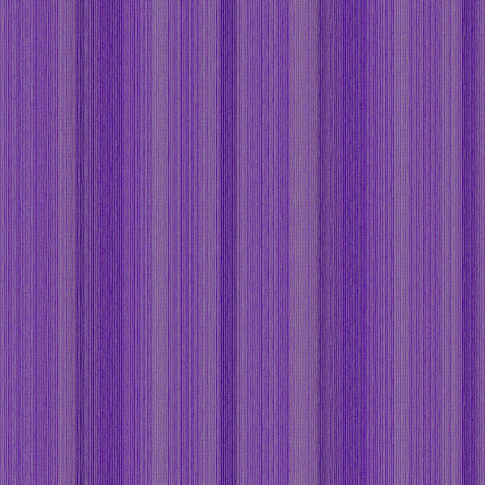 The Wallpaper Company 8 in. x 10 in. Multi Col String Stripe Purple Wallpaper Sample