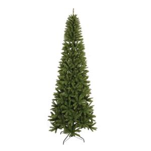 9 ft. Unlit Slim Artificial Christmas Tree with 1302 Tips