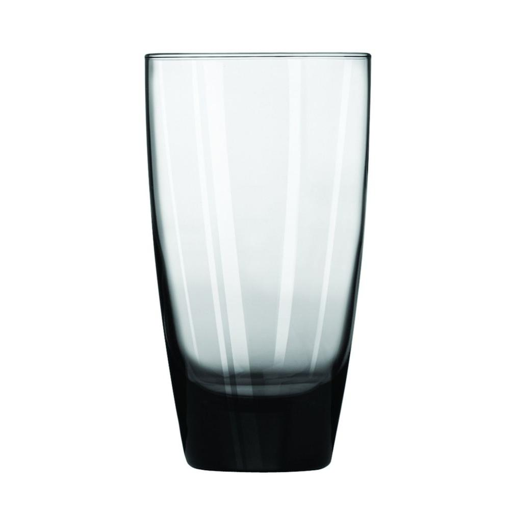 Libbey 18 oz. Classic Cooler Glass in Smoke (Set of 12)