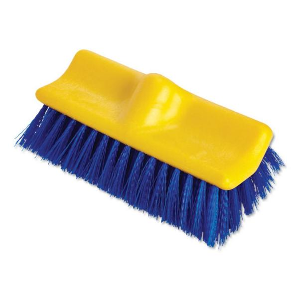 10 in. Floor Scrubber without Handle