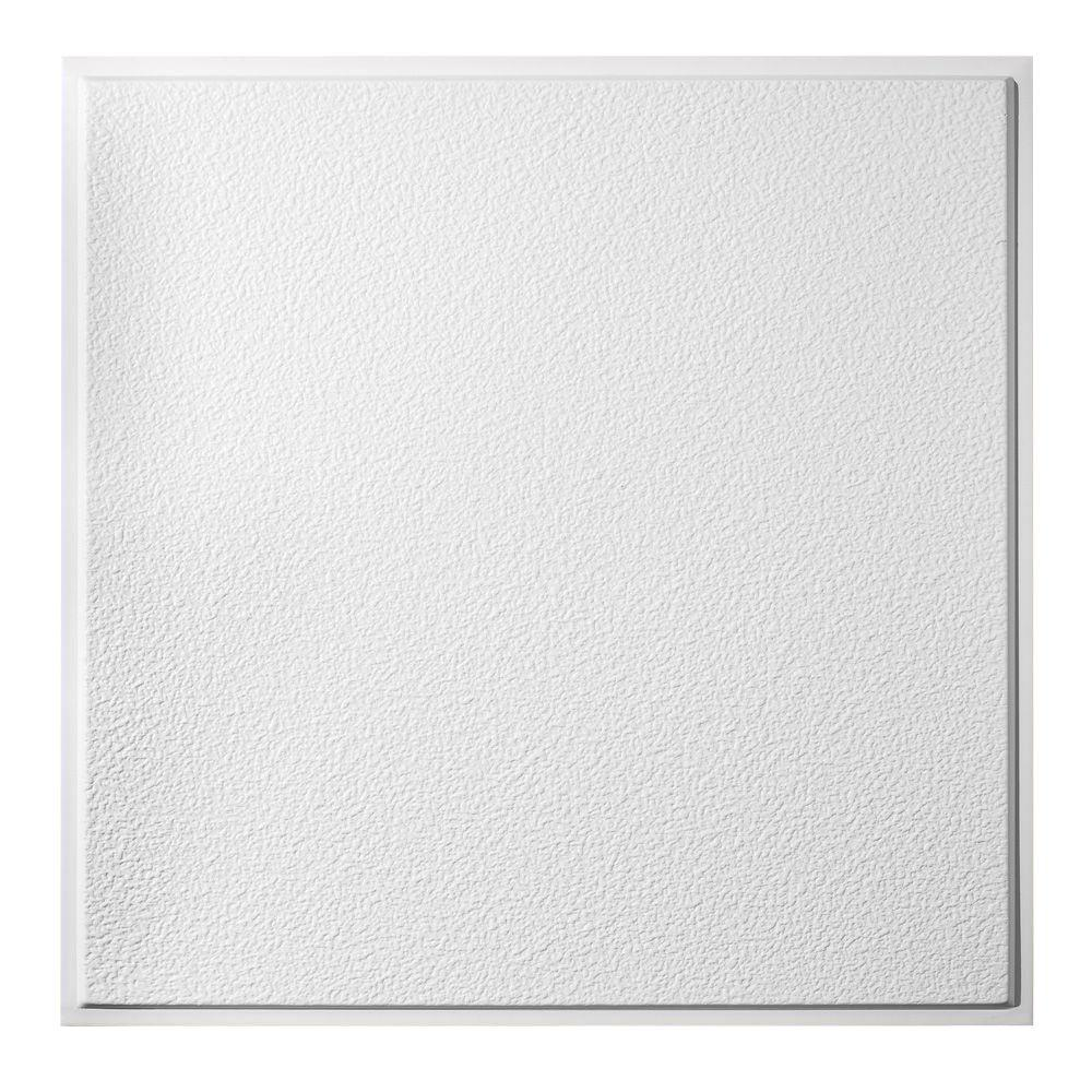 Genesis 2 ft x 2 ft stucco pro revealed edge lay in ceiling tile stucco pro revealed edge lay in ceiling dailygadgetfo Images