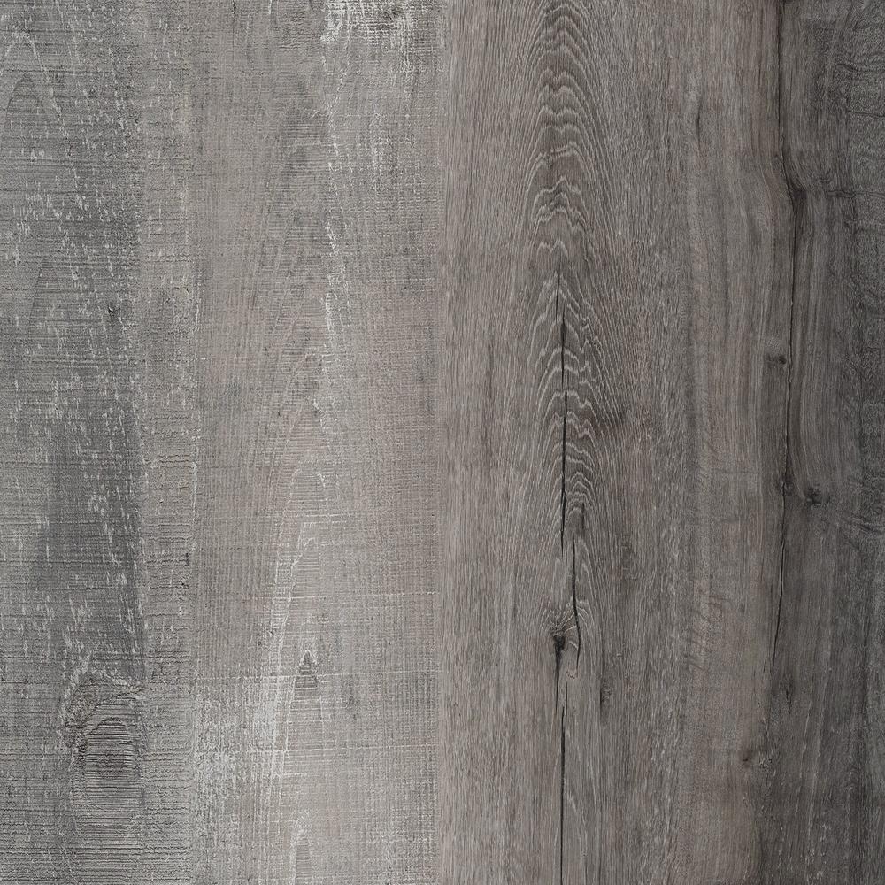 Distressed Wood Multi-Width x 47.6 in. L Luxury Vinyl Plank Flooring (19.53 sq. ft. / case)