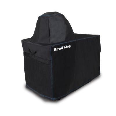 Premium PVC/Polyester Kamado Grill and Cabinet Cover