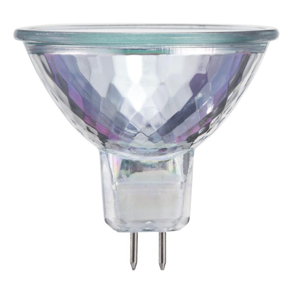 Philips 50-Watt Halogen MR16 12-Volt Spot Dimmable Light ...