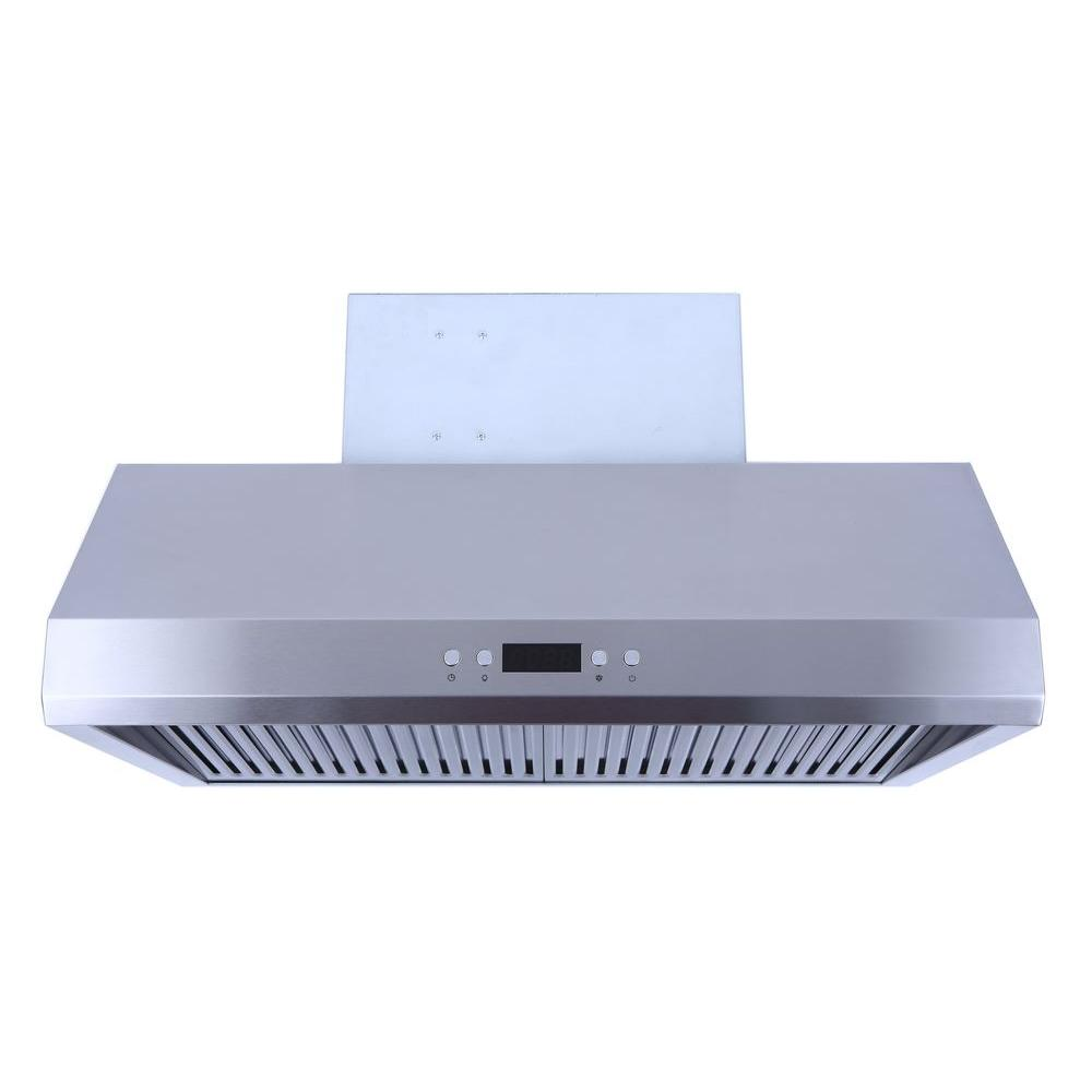 Steamer For A Range Hood ~ Presenza in under cabinet range hood stainless