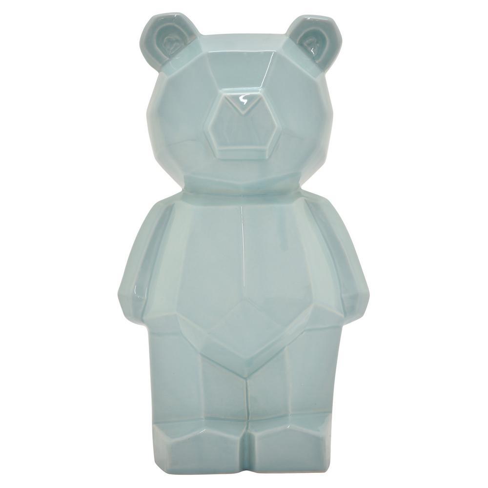 11 in. Teddy Bear Money Bank