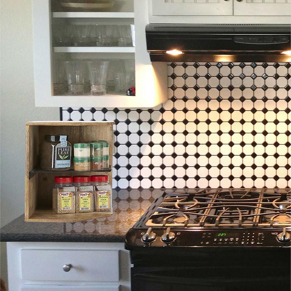 Corner Shelf Kitchen