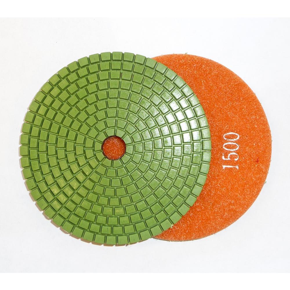 4/'/'diamond metal polishing block pads for concrete granite marble floor polishin