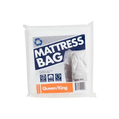 100 in. x 78 in. x 14 in. Queen and King Mattress Bag 10 Pack