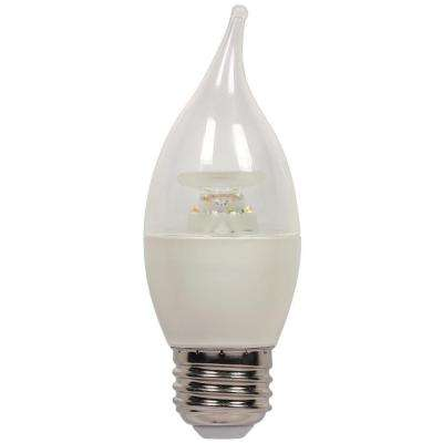 60W Equivalent Warm White CA13 Dimmable LED Light Bulb